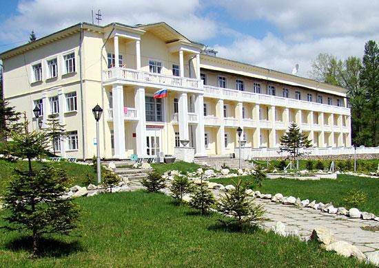 санатории москвы